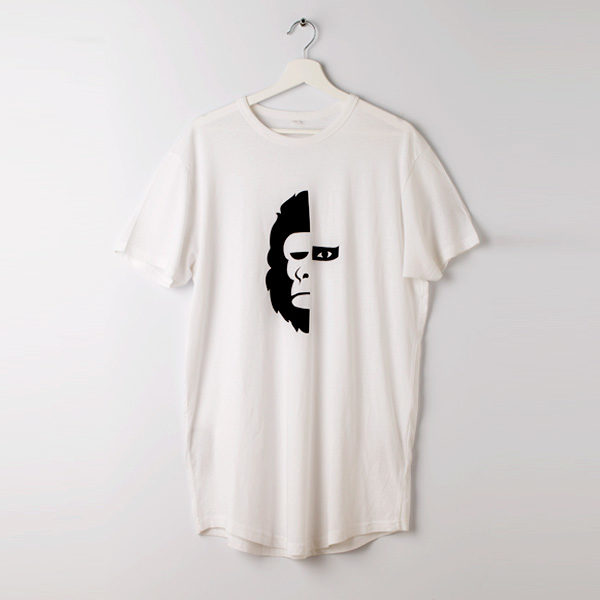 Camiseta larga MØNØ-ELLA